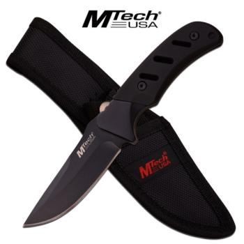 MTECH USA MT-20-71BK FIXED BLADE KNIFE 8 in. OVERALL (MC-MT-20-71BK)