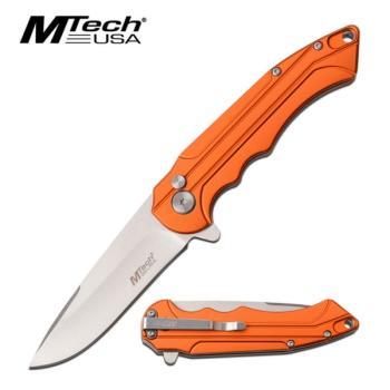 MTECH USA MT-1022OR MANUAL FOLDING KNIFE (MC-MT-1022OR)