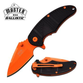 MASTER USA MU-A019OR SPRING ASSISTED KNIFE (MC-MU-A019OR)