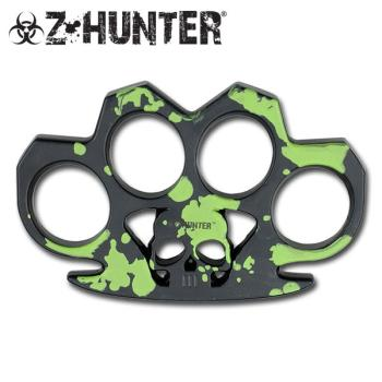 Z HUNTER KNUCKLE 4.3 inch X 2.5 inch OVERALL (ZB-ZB-017G)
