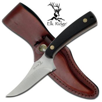 Elk Ridge ER-299D FIXED BLADE KNIFE 7 inchOVERALL (MC-ER-299D)