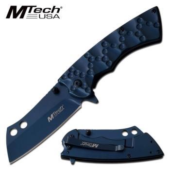 MTECH USA MT-A1053BL SPRING ASSISTED KNIFE (MC-MT-A1053BL)