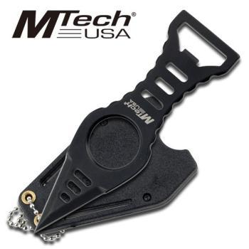 MTech USA MT-20-27B NECK KNIFE 4.45 inch OVERALL (MC-MT-20-27B)