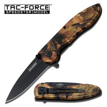 TAC-FORCE TF-463JC SPRING ASSISTED KNIFE (MC-TF-463JC)