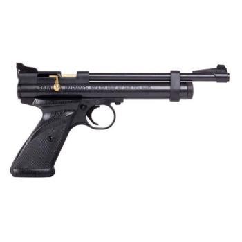 Crosman Bolt-Action Single Shot Pistol - CO2 Powered (CN-2240)