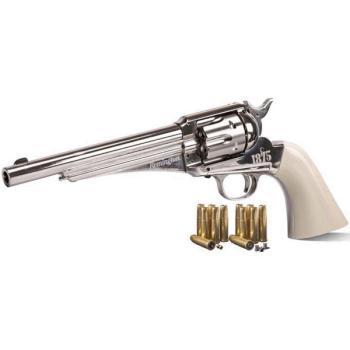 Crosman Remington 1875 Single Action Army Revolver All Metal - CO2 Pow (CN-RR1875)