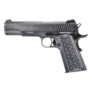 """Sig Sauer 1911""""We The People"""" Air Pistol - CO2 Powered (SS-AIR1911WTPBB)"""