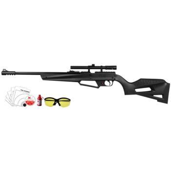Umarex NXG APX .177 Pellet/BB CO2 Multi-Pump Air Rifle with Scope & Sh (UX-2251603)