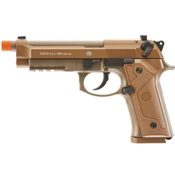 Umarex Beretta M9A3 CO2 Blowback Metal 6mm Airsoft Pistol - Tan (UX-2274310)