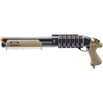 Umarex Spring Powered Tactical Force Tri-shot Pump Airsoft Shotgun (UX-2278994)
