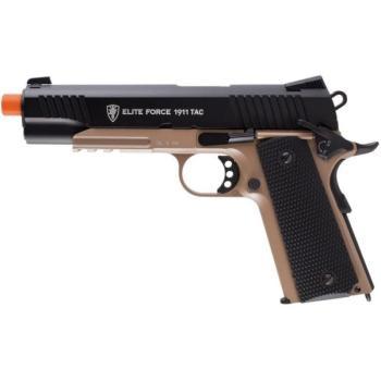 Umarex Elite Force 1911 TAC CO2 Metal Airsoft Pistol (UX-2279068)