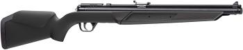 Benjamin 392S .22-Caliber Bolt Action Variable Pump Air Rifle, Black (BN-392S)