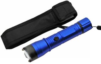 SG-26002BL - Kwik Force Flashligh Stun Gun Blue (KI-SG-26002BL)