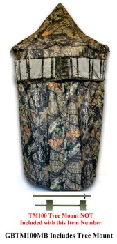 GB620MB    Chameleon+ Tree Stand Blind to Fit Single or 2 man (CH-GB620MB)