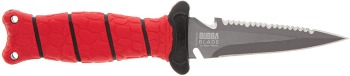 """BUBBA BLADE 3.5"""" Pointed Dive Knife with Non-Slip Grip Handle (BB-BB1-1107806)"""