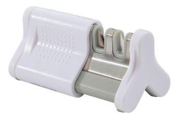 Slide Sharp Edge Grip 2-Slot White (SM-SM51122)