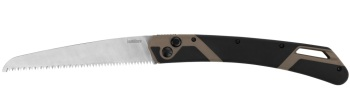 "Kershaw 2556 Taskmaster 2 Folding Saw 7"" Nickel Plated Serrated Blade, (KW-KW2556)"